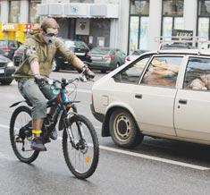 Москвичи не могут поверить, что их пересадят на велосипеды 18738