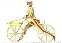 Велосипеду - 194 года! 422px-Draisine1817s