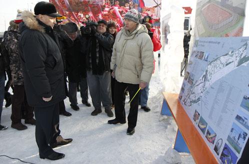 Сибиряки вкладывают деньги в велоинфраструктуру.Красноярск: проект велодорожек в зоне отдыха Krasnojarsk2