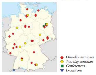 Причины успехов развития велотранспорта в Германии Seminars